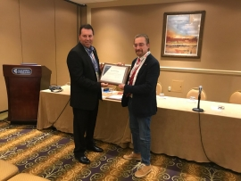 "La Italy Roundtable CSCMP premiata a Nashville come ""Best-in-Class: Continuous Development 2017-18"""