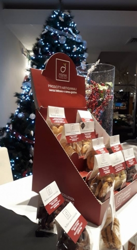 Natale 2017, i prodotti FIDANI Healthy Food all'Aspria Harbour Club di Milano